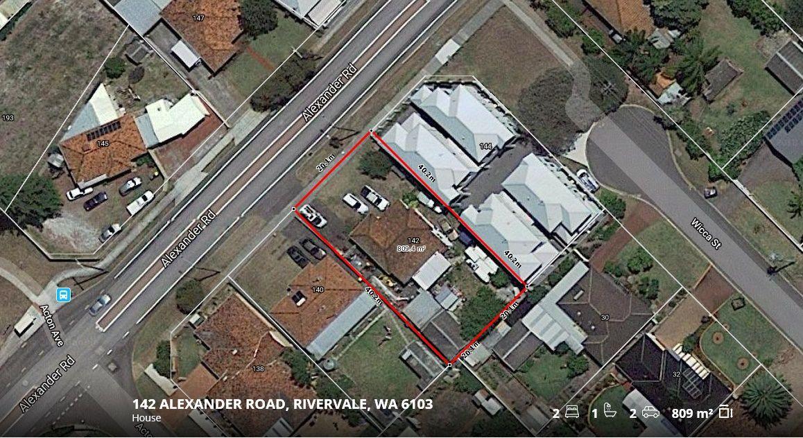 142 ALEXANDER ROAD, Rivervale WA 6103, Image 0