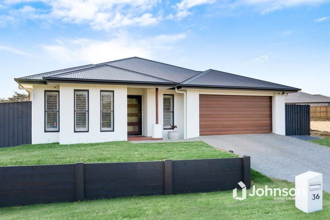 Picture of 36 Vassallo Drive, ROSEWOOD QLD 4340