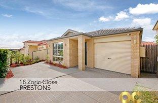 Picture of 18 Zoric Close, Prestons NSW 2170