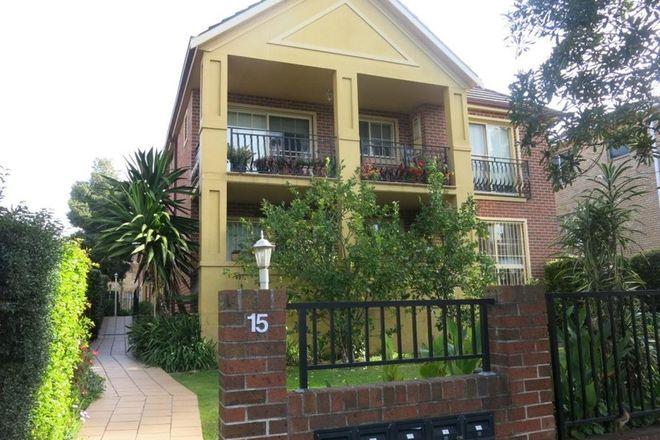 Picture of 9/15 Harrow Road, BEXLEY NSW 2207