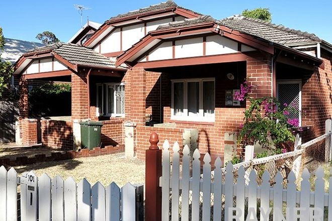 Picture of 101 West Parade, PERTH WA 6000