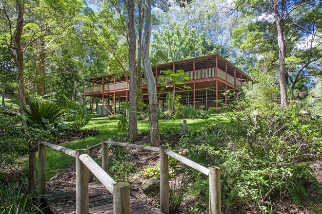 Picture of 25 Paynters Creek Road, ROSEMOUNT QLD 4560