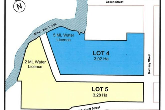 Picture of Lot 4 Ramsay St, MARYVALE QLD 4370