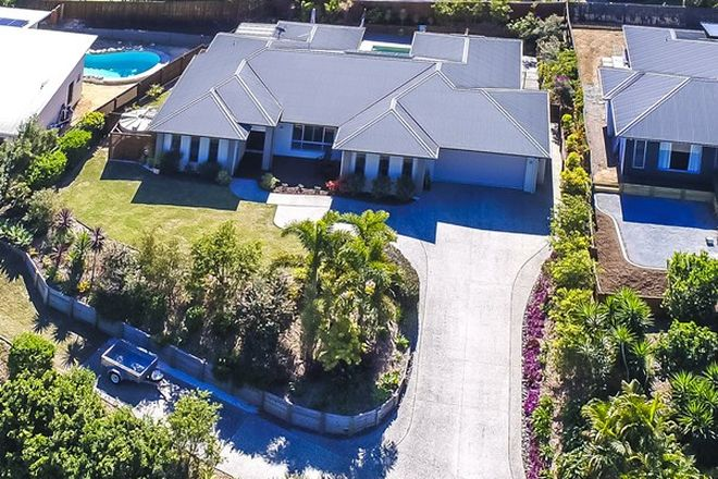 Picture of 85 Plantation Rise Drive, WOOMBYE QLD 4559