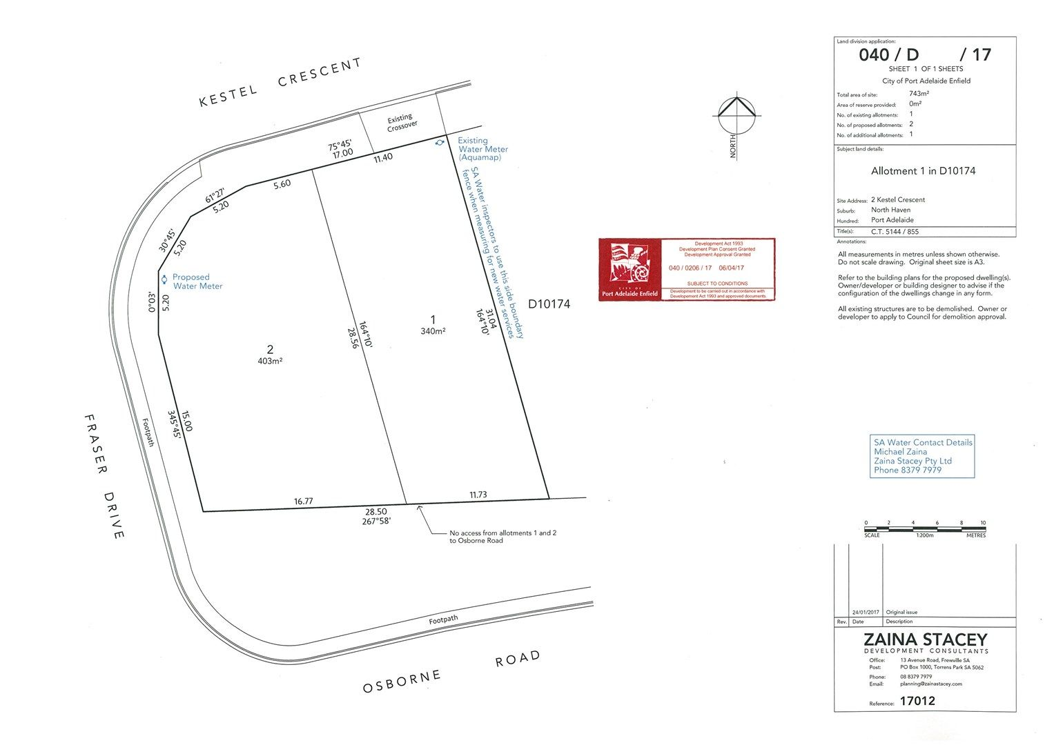 Lot 2 Kestel Crescent, North Haven SA 5018, Image 0