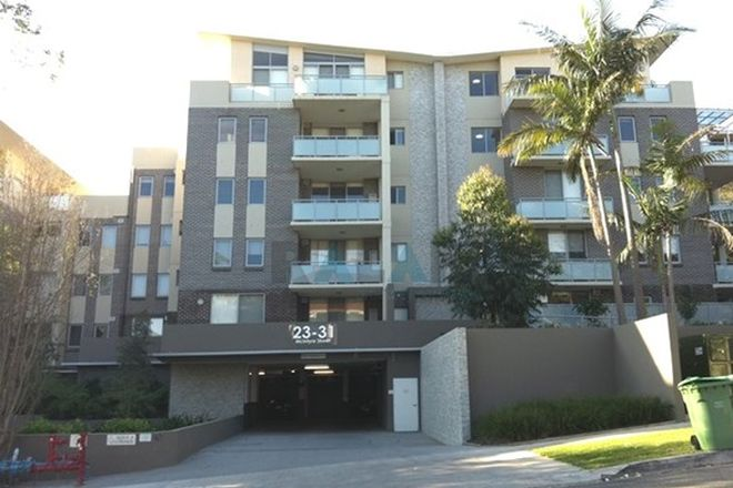 Picture of 25/23-31 McIntyre  Street, GORDON NSW 2072