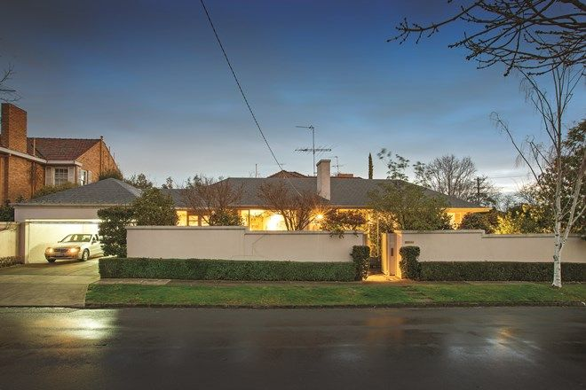 Picture of 12 Irving Road, TOORAK VIC 3142