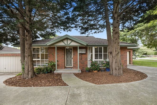 Picture of 1/11 Moncoe Street, BORONIA VIC 3155