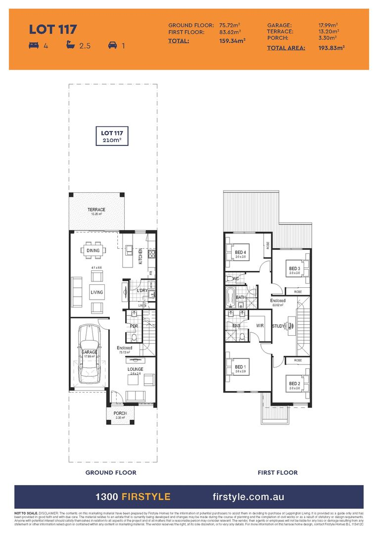 Lot 117 Sixth Avenue, Austral NSW 2179, Image 1