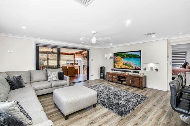 Picture of 53 Marquesa Crescent, LETHBRIDGE PARK NSW 2770