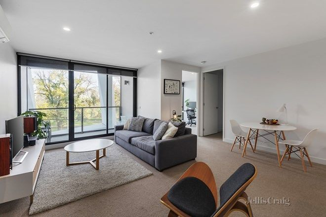 Picture of 203/381 Punt Road, RICHMOND VIC 3121
