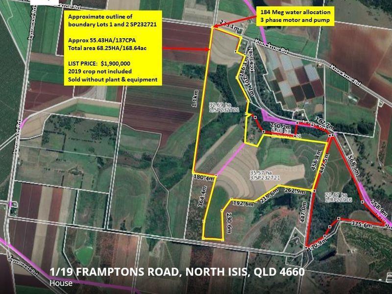 19 Framptons Road, North Isis QLD 4660, Image 2