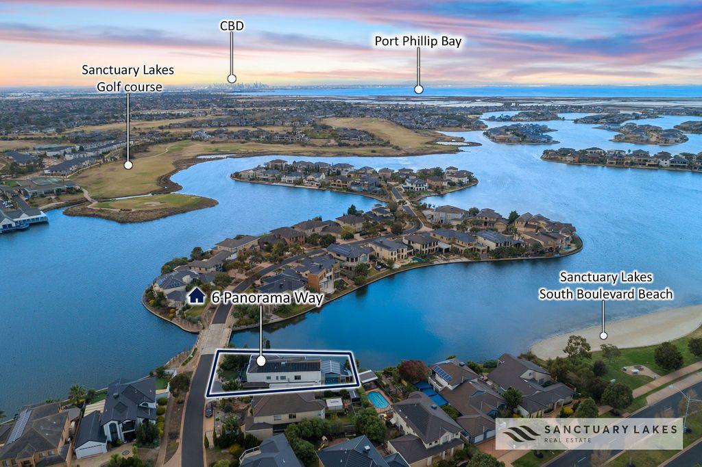 6 Panorama Way, Sanctuary Lakes VIC 3030, Image 1