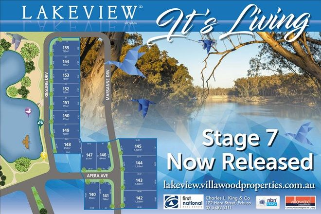 Picture of 140-155 Lakeview Estate, Reisling Drive, MOAMA NSW 2731
