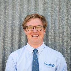 Justin Fleming, Sales representative