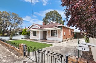 Picture of 27 Spencer Street, Cowandilla SA 5033