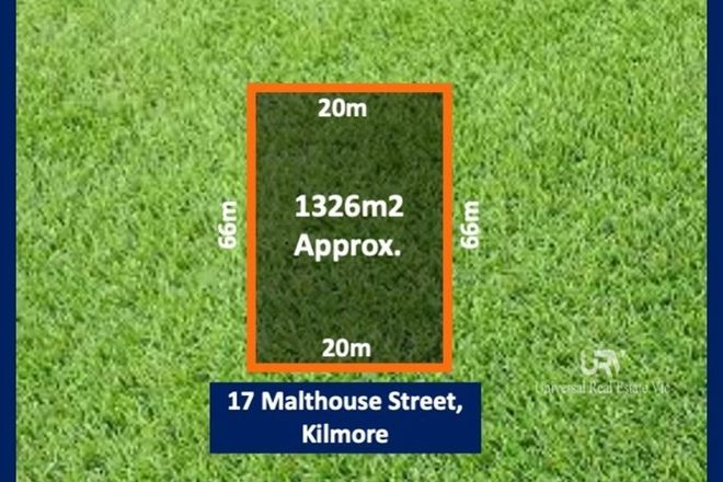 Picture of 17 Malthouse Street, KILMORE VIC 3764