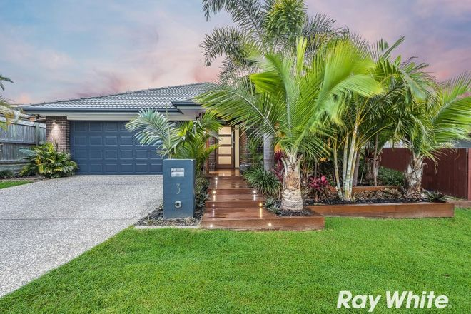 Picture of 3 Ginger Crescent, GRIFFIN QLD 4503