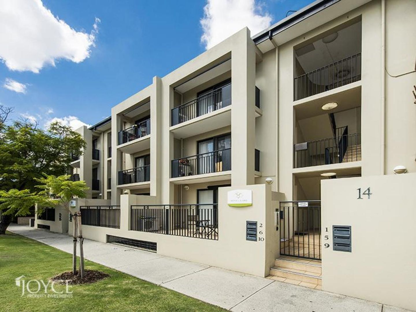 2/14 Forrest Avenue, East Perth WA 6004, Image 0