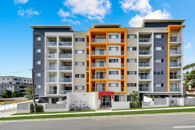 Picture of 44/48-52 Warby Street, CAMPBELLTOWN NSW 2560