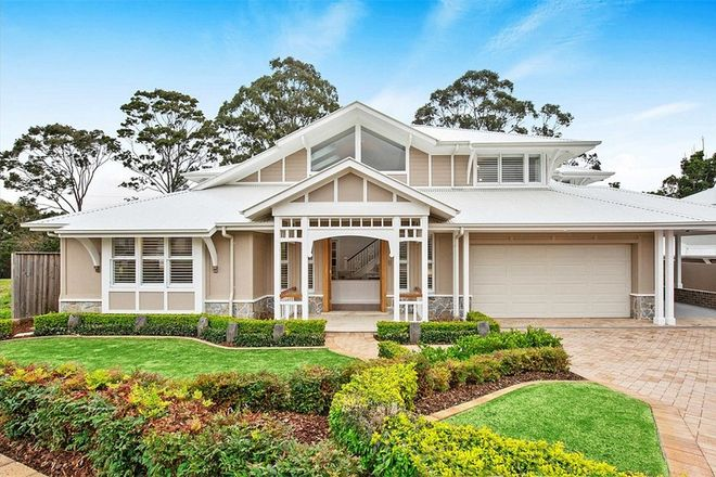 Picture of 18 Kingscott Place, CASTLE HILL NSW 2154
