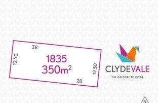 Lot 1835 Houdan Way, Clyde North VIC 3978