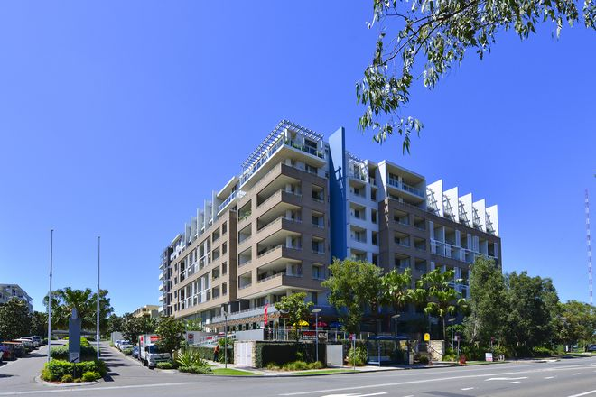 Picture of 110/37 Amalfi Drive, WENTWORTH POINT NSW 2127