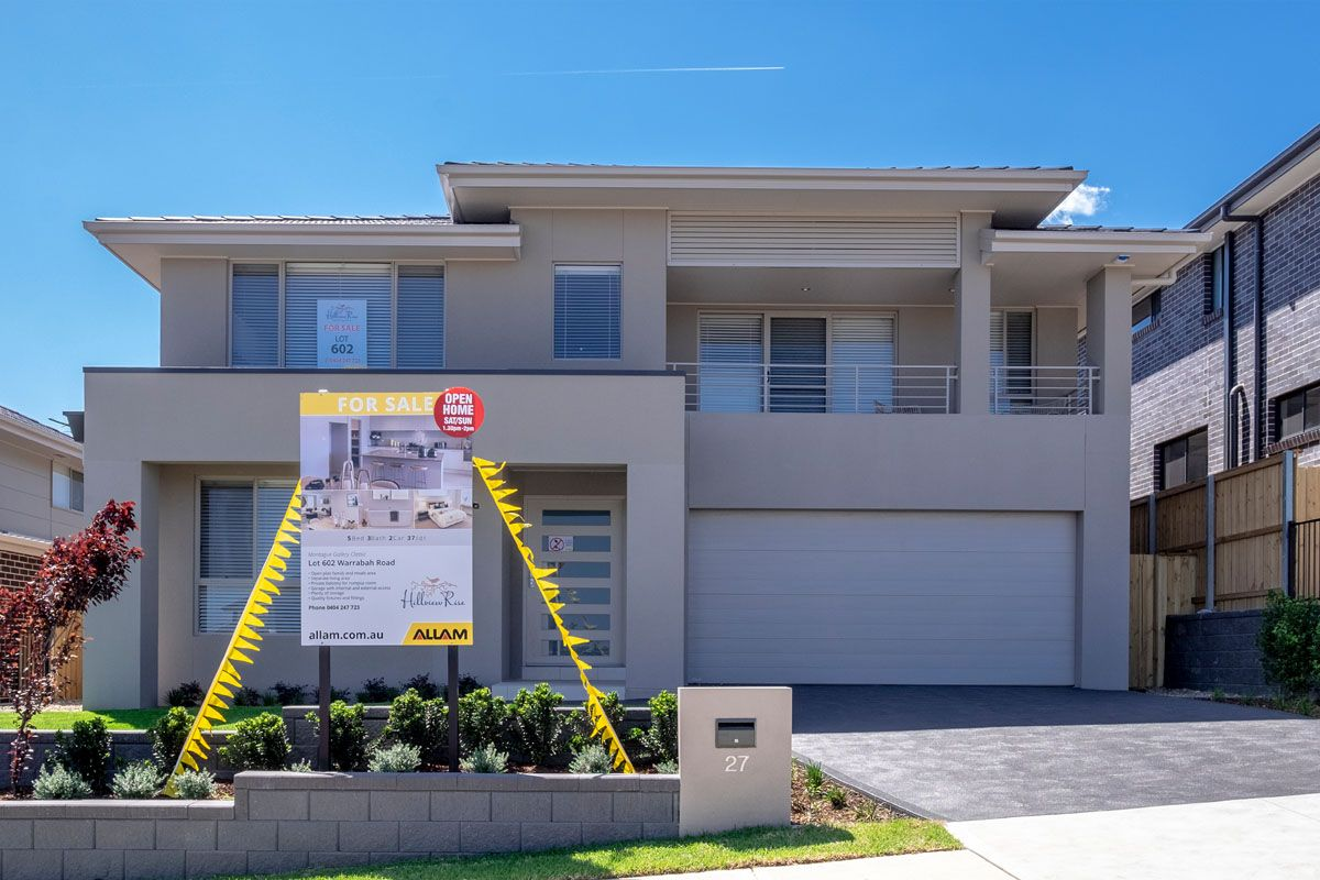 Lot 602 Warrabah Road, Kellyville NSW 2155, Image 0