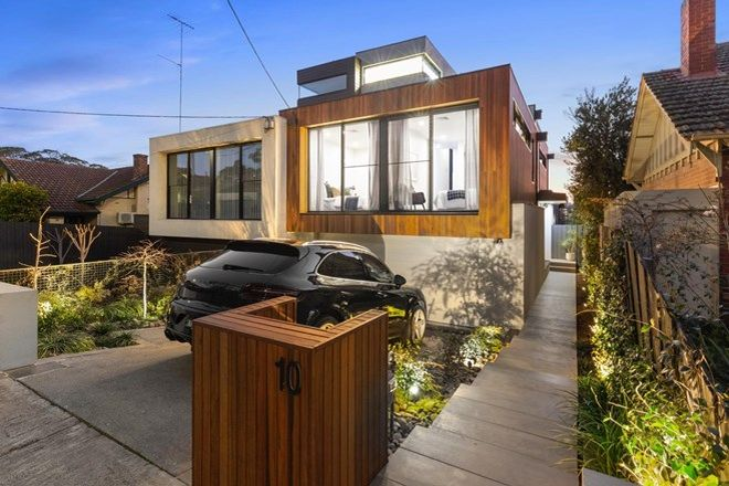 Picture of 10 Creswick Street, HAWTHORN VIC 3122