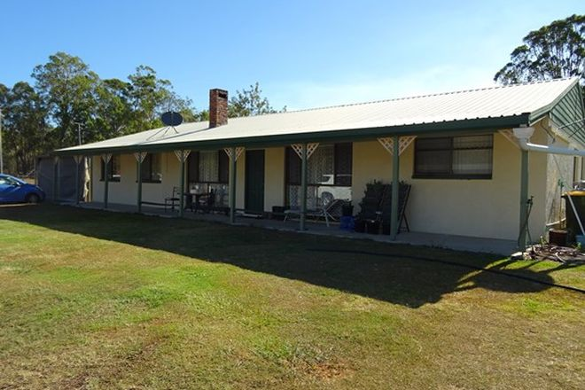 Picture of 2675 Lake Moogerah Rd, MOUNT EDWARDS QLD 4309