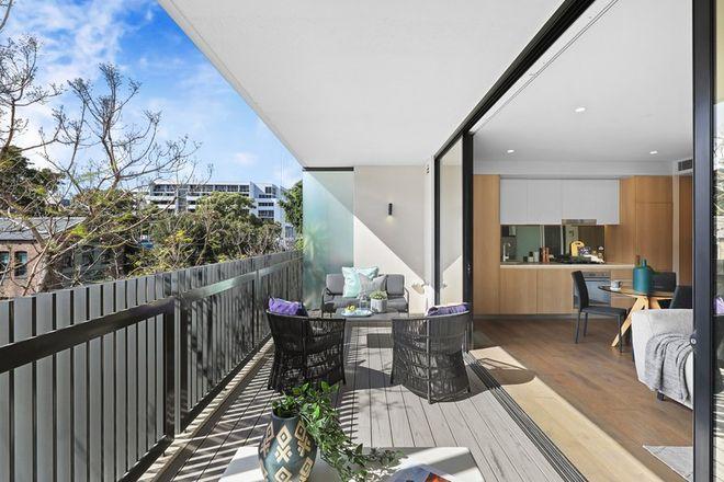 Picture of 203/123-129 Wyndham Street, ALEXANDRIA NSW 2015