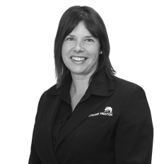 Raeleen Stevenson, Sales representative