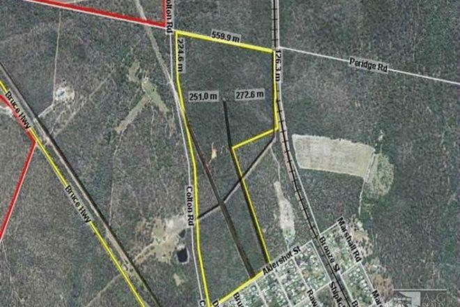 Picture of Lot 1 Colton Road, ALDERSHOT QLD 4650