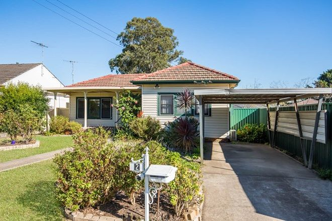 Picture of 2 Springfield Avenue, BLACKTOWN NSW 2148