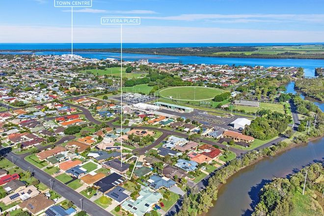 Picture of 1/7 Vera Place, BALLINA NSW 2478