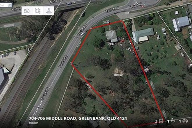 Picture of 704-706 Middle Road, GREENBANK QLD 4124