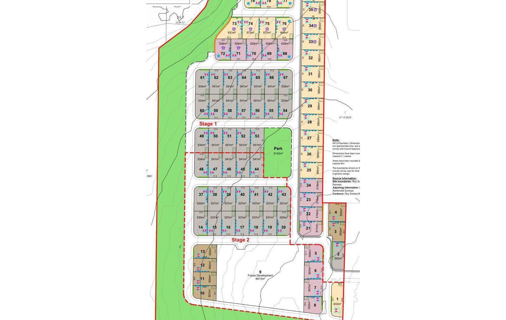 Lot 50, 252 Compton Road, Karawatha QLD 4117, Image 1
