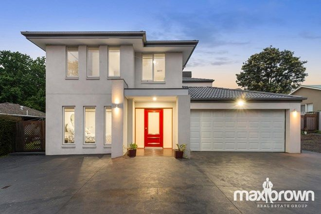 Picture of 4 Canterbury Road, MONTROSE VIC 3765