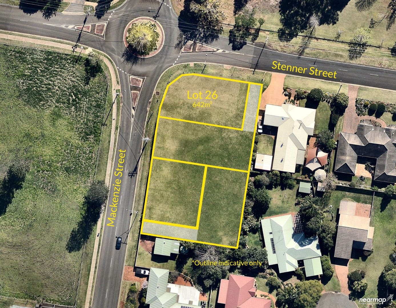 Lot 26, 158 Stenner Street, Middle Ridge QLD 4350, Image 1