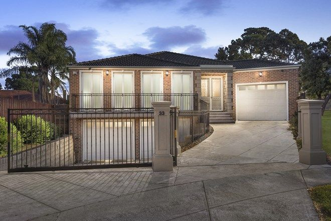 Picture of 33 Murumba Drive, OAKLEIGH SOUTH VIC 3167