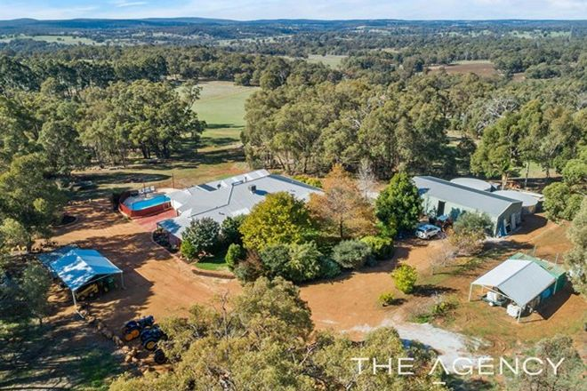 Picture of 875 Hopedale Rise, WOOROLOO WA 6558