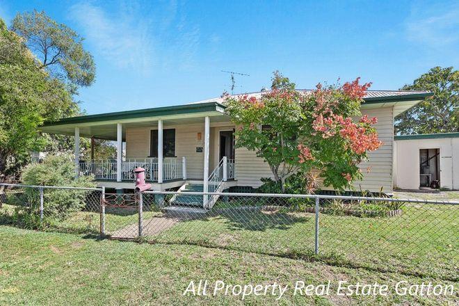 Picture of 1 Allan Street, GATTON QLD 4343