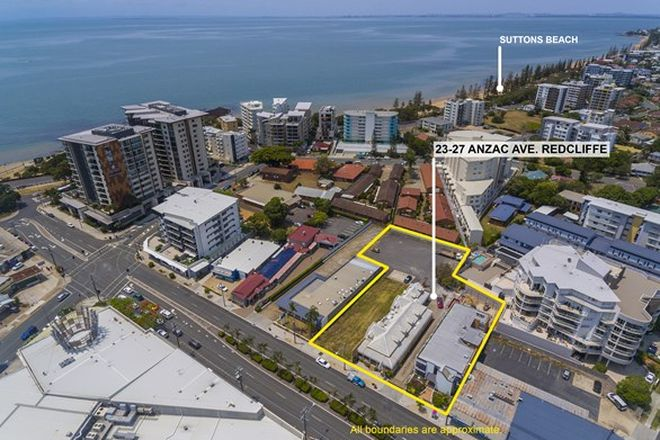 Picture of 23-27 Anzac Avenue, REDCLIFFE QLD 4020