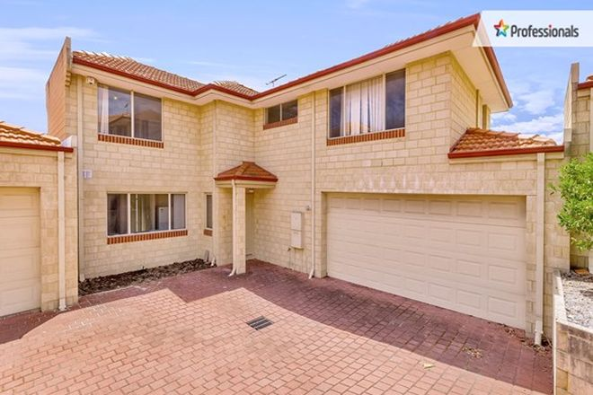 Picture of 5/217 Hill View Terrace, BENTLEY WA 6102
