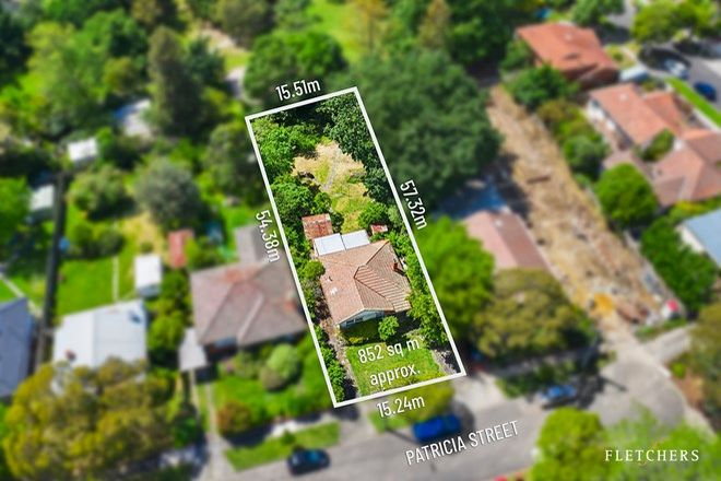 Picture of 9 Patricia Street, BOX HILL VIC 3128