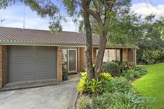 Picture of 33/7 Chapel Lane, BAULKHAM HILLS NSW 2153