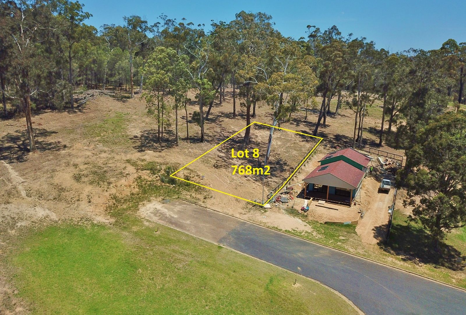 Lot 8 Sea Horse Drive St, Boydtown NSW 2551, Image 2