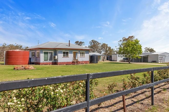 Picture of 38 Hall Road, FOREST SPRINGS QLD 4362