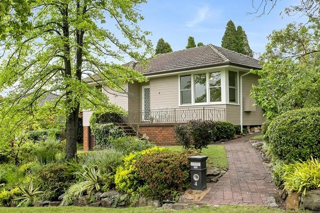 Picture of 4 Woodvale  Avenue, NORTH EPPING NSW 2121