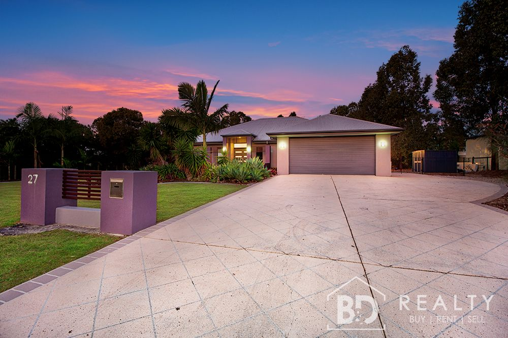 27 Glasstail Cres, Narangba QLD 4504, Image 0